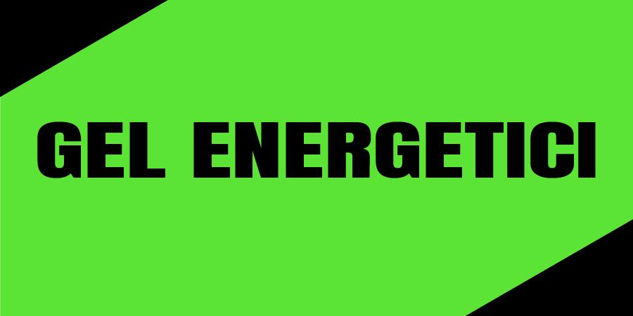 Gel Energetici