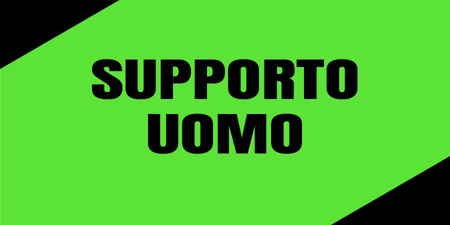 Supporto Uomo